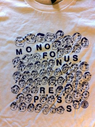 Monofonus Press T-Shirt
