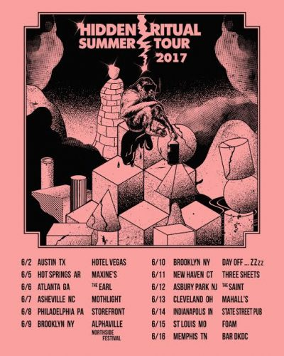 HIDDEN RITUAL JUNE TOUR