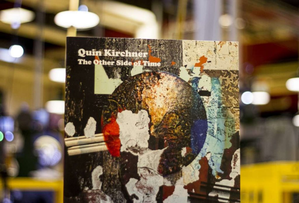 Quin Kirchner's debut 2xLP out now!