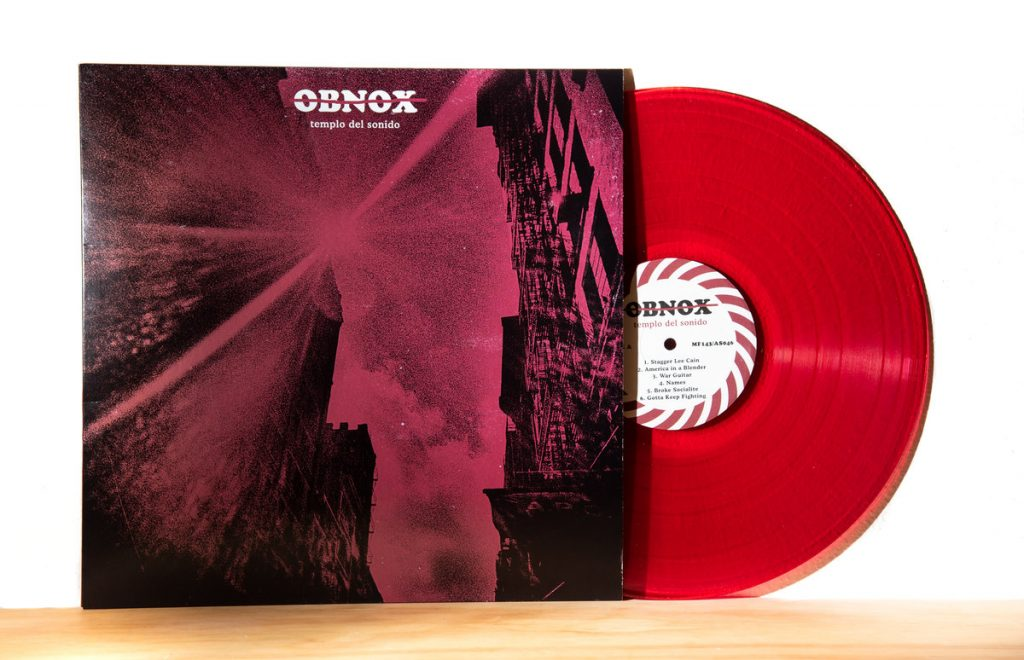 New releases from Obnox, Protomartyr, Spray Paint